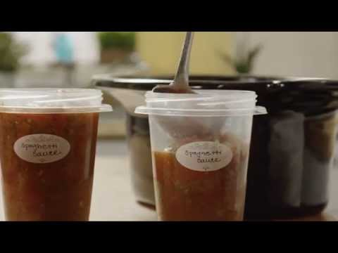 How To Make Slow Cooker Spaghetti Sauce | Slow Cooker Recipes | Allrecipes.com