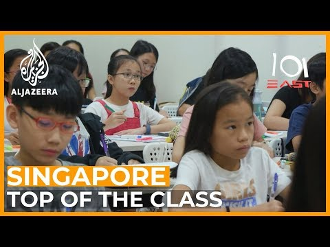 Top of the Class:  Inside Singapore's Education System | 101 East