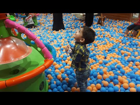 Fun for Kids at Indoor Play Center | Entertainment for Children | Fun Outdoor Playground for kids