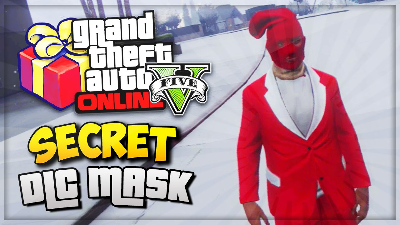 Gta 5 Online Christmas Masks.Gta 5 Online Christmas Dlc Secret Stocking Mask Gta Online Update Gta V Gameplay