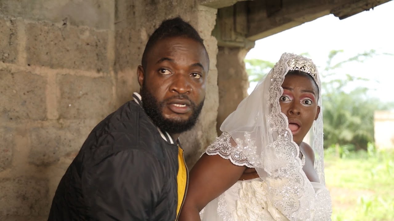 Download ON MY WEDDING DAY [PART 2] - 2019 LATEST NIGERIAN NOLLYWOOD MOVIE