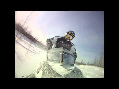 Thompson Manitoba ditch bangin
