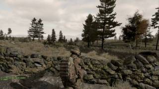ARMA 2 GamePlay Highest Graphics Setting PART 2