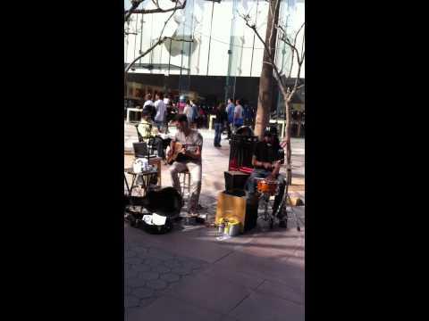 John West - Masquerade Live On 3rd Street