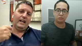 Live Emerson Scholze e André Santos - Falam sobre a importância da pré-postagem
