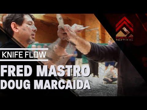 Fred Mastro & Doug Marcaida   Knife Flow
