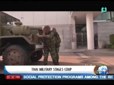 [News Life] One Global Village: Thai Military stages coup [05|23|14]