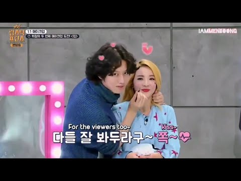 [ENG SUB] Lipstick Prince Ep 7 - Super Junior's Heechul & Sandara Park