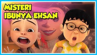 UPIN EATEN HIS MOTHER EHSAN!! MOTHER EHSAN EVIL-ROBLOX UPIN IPIN