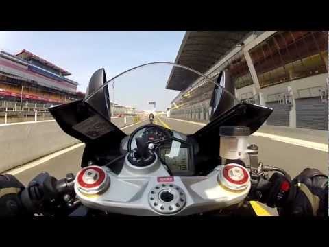 [KRT] Le Mans - FFM - Session 2 - Groupe Rouge - Aprilia RSV