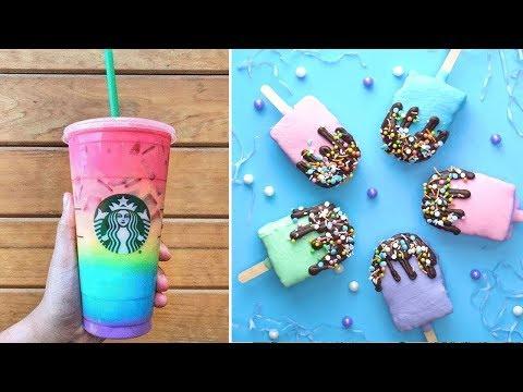Fruit Ice Cream Hacks for Kid 🍨 Delicious Ice Cream Chocolate 🍦🍭 Yummy Popsicles Recipes
