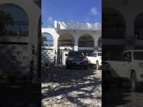 Nelson/Paraison Villa Montagne Noire Petionville Haiti