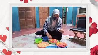 Praktek Mengajar PPL 2  Kebunku Yang Indah  TV-Arona