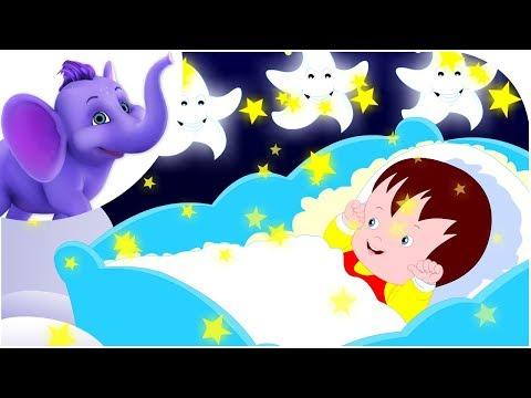 Sleep, Baby Sleep - Nursery Rhyme with Karaoke