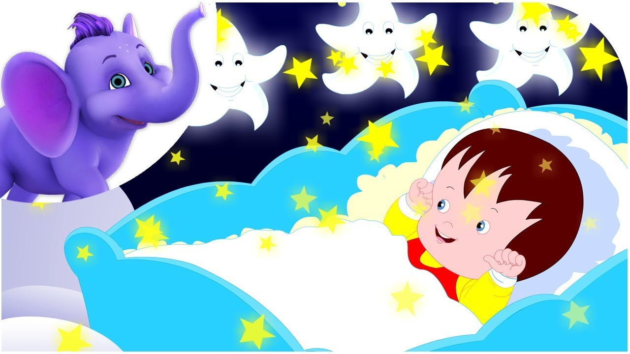Baby Sleep Nursery Rhyme With Karaoke