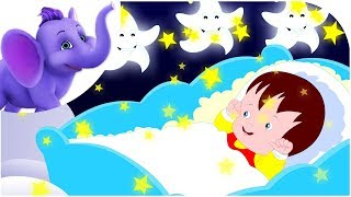 Sleep, Baby Sleep - Nursery Rhyme with Karaoke