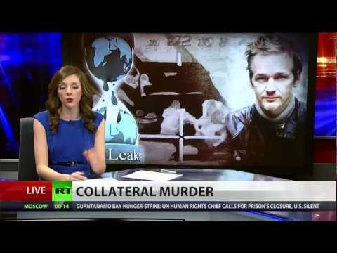How WikiLeaks' 'Collateral Murder' changed the world