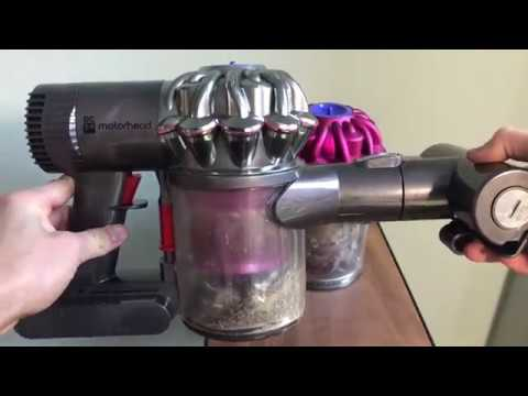dyson v7 motorhead vs v7 absolute what 39 s the difference. Black Bedroom Furniture Sets. Home Design Ideas