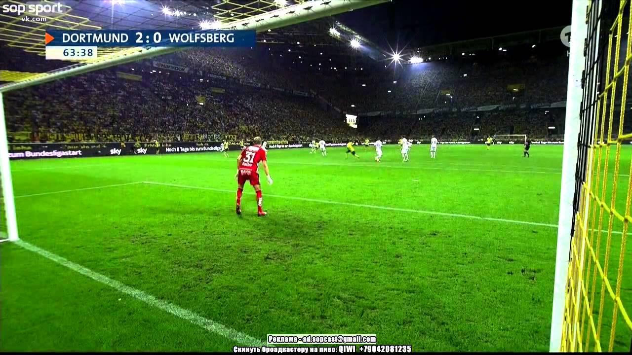 Dortmund Gegen Wolfsberger Ac