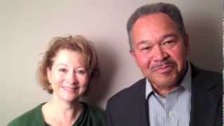 StoryCorps experience: Robert Franklin and Rhonda Mullen