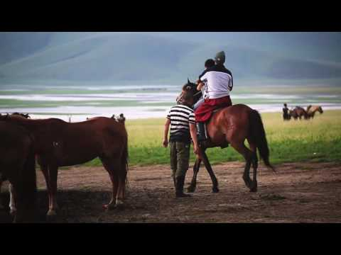 The Hulunbuir Grasslands of Inner Mongolia