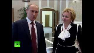 Людмила Путина: Наш брак с Владимиром Путиным завершен