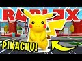HOW TO BE DETECTIVE PIKACHU IN ROBLOXIAN HIGHSCHOOL!!