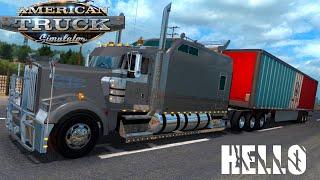 American Truck Simulator  - How Long Is Too Long