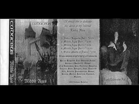 Caduceus - Middle Ages [Demo] (1995)