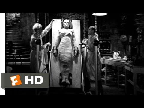 She's Alive! She's Alive! - Bride of Frankenstein (9/10) Movie CLIP (1935) HD