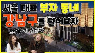 서울 최고의 부촌 강남구 완전 정복 (ft.서울여행,강…