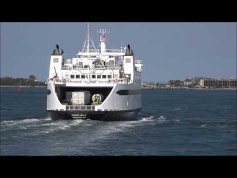 The Steamship Authority ferries 1