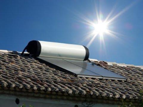 Formation professionnelle en énergie solaire- installation des chauffe-eau solaire