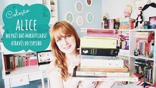 Coleção: livros de Alice no País das Maravilhas