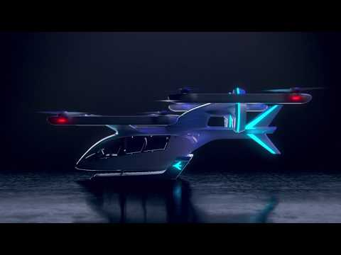 Introducing the new #EmbraerX eVTOL concept