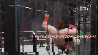 WWE 2K15 ELIMINATION CHAMBER ECW CHAMPIONSHIP