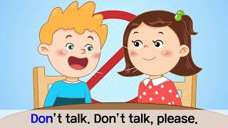 Don't Run - Easy English Songs for Kids