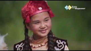 Омские казахи.   Программа Песни любви . Казахстан . Хабар .