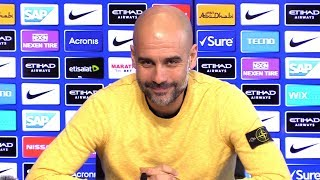 Pep Guardiola Full Pre-Match Press Conference - Chelsea v Manchester City - Carabao Cup Final