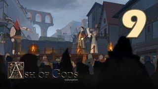 Прохождение Ash of Gods: Redemption #9 - Побег [Глава 5]