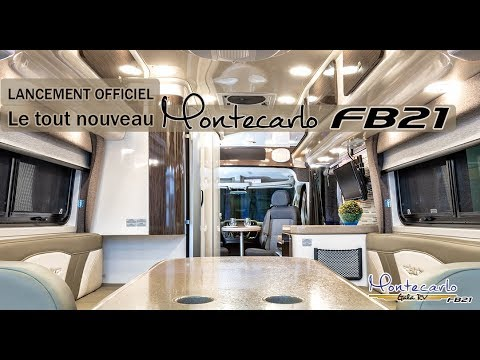 Lancement du Gala RV Montecarlo FB21 | Salon du VR 2019