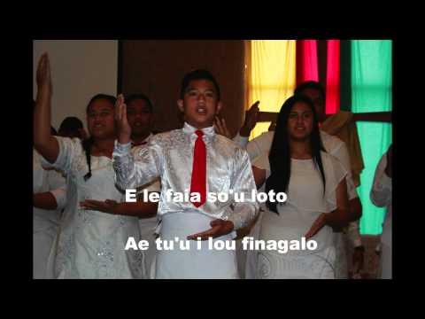 Savalivali (with lyrics) - The Melbourne Samoan Choir