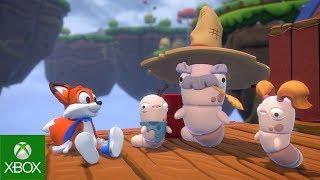 Super Lucky's Tale – E3 2017 – 4K Announce Video thumbnail