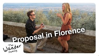 "FLORENCE: ""The Perfect Europe Proposal"" 