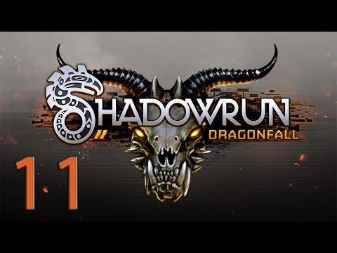 11. Let's Play Shadowrun Dragonfall - Ancient Technology