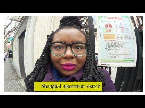 Apartment hunting in Shanghai