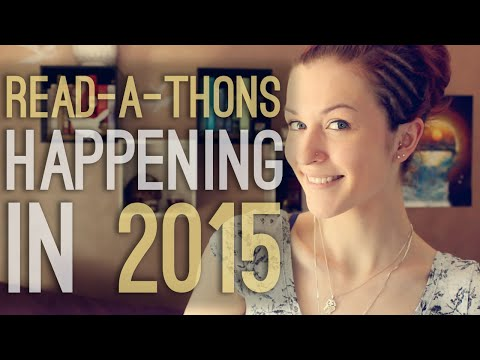 READ-A-THONS IN 2015