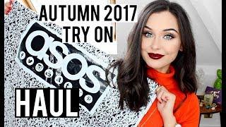 AUTUMN ASOS TRY ON HAUL SEPTEMBER 2017 | KatesBeautyStation