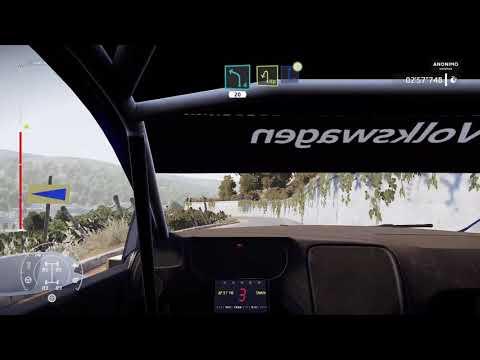 WRC 8 FIA World Rally Championship Gameplay |
