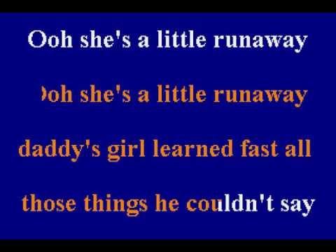 Jon Bon Jovi - Runaway - Karaoke